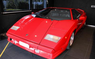 Lamborghini Countach 25ème anniversaire