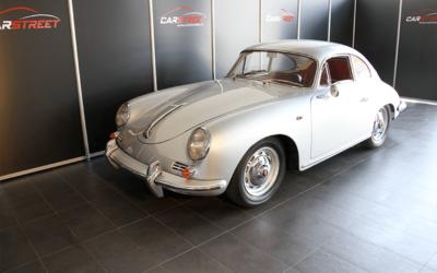 Vendue – Porsche 356B